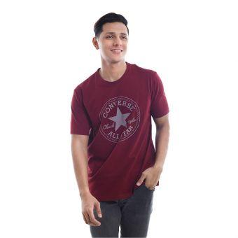 Converse Men's T-Shirt - Red