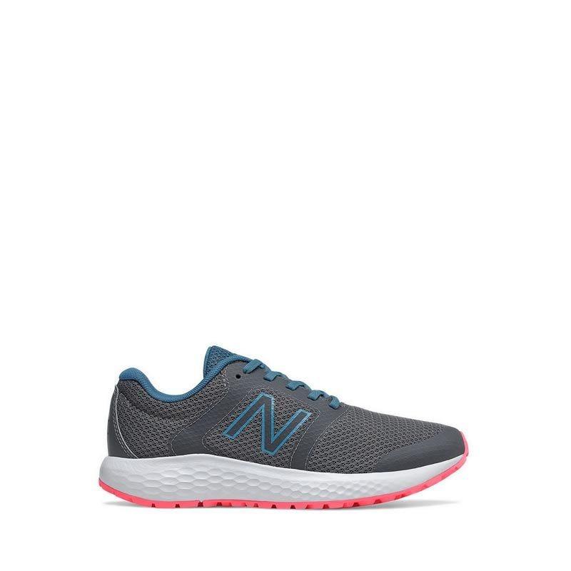 New Balance 420 V1 Women's Running Shoes - Grey/Navy