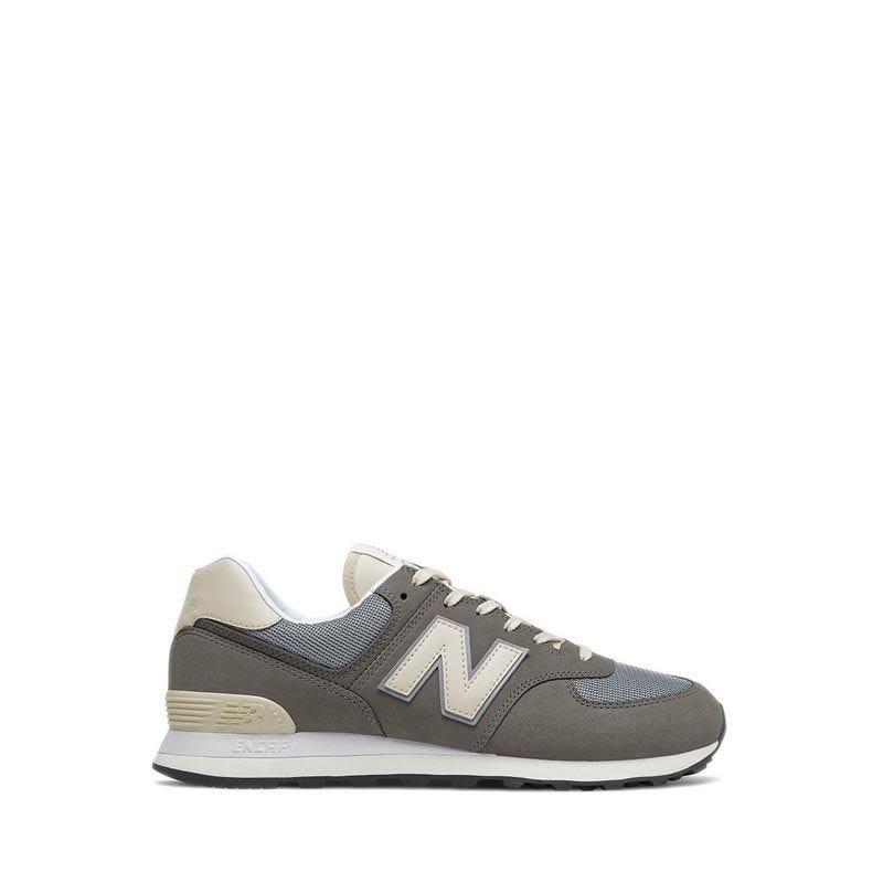 New Balance 574 LS Men's Sneaker Shoes - Grey