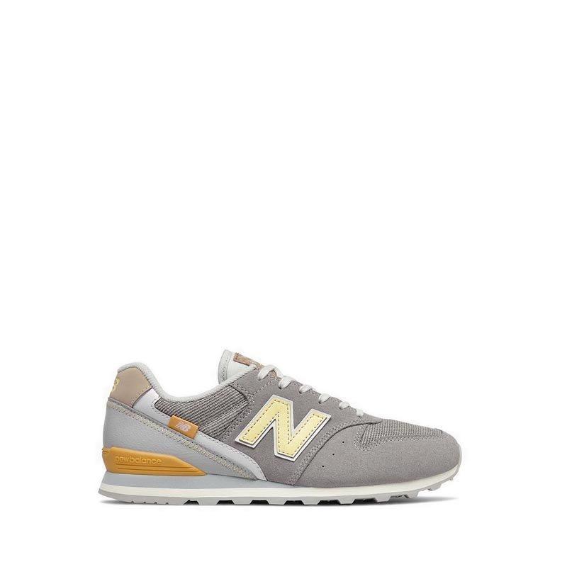 New Balance 996 LS Women's Sneaker Shoes - Grey
