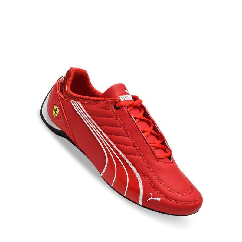 Puma Scuderia Ferrari Future Kart Cat Men S Shoes Red Planetsports Asia