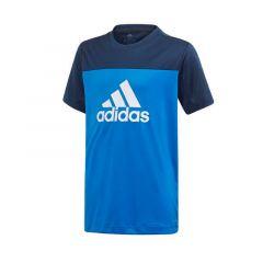 Adidas Men Training Tee - Blue