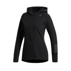 Adidas Own The Run Women's Running Jacket - Black