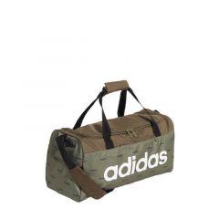 Adidas Linear Duffel Unisex Bag - Khaki