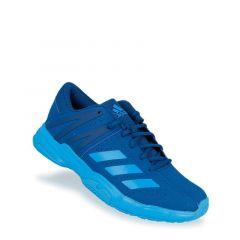 Adidas Badminton Wucht P3 Unisex Badminton Shoes - Blue