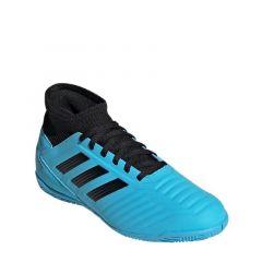 Adidas Predator Tango 19.3 Indoor Boys Soccer Shoes - Cyan