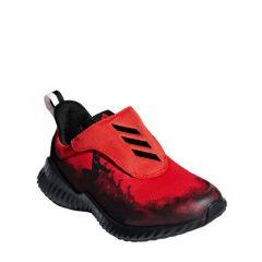 Adidas Marvel Spider-Man FortaRun Kids Unisex Running Shoes - Red