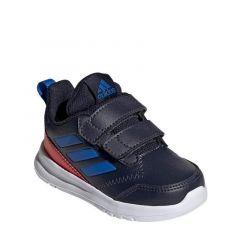 Adidas AltaRun Unisex Kids Infant Running Shoes - Navy