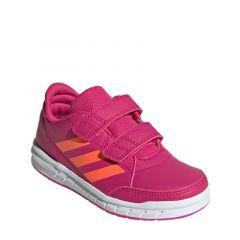 Adidas AltaSport CloudFoam Kids Unisex Running Shoes - Magenta