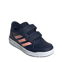 Adidas AltaSport CloudFoam Kids Unisex Running Shoes - Navy