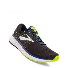 Brooks Glycerin 17 - Wide Men's Running Shoes - Black Blue