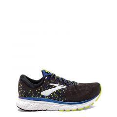 Brooks Glycerin 17 Men's Running Shoes - Black Blue