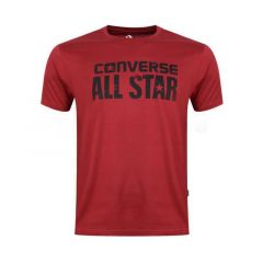 Converse Mens T-Shirt - Red