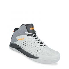 Diadora Trow Men's Basketball Shoes - Grey