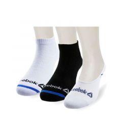 Reebok 3 Pack AntiBacterial Unisex Socks