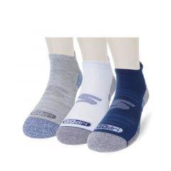 Skechers 3 Pack Performance Low Cut Men's Socks