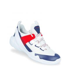 SKECHERS D'Lites - DLT-A Women's Running Shoes - White Navy