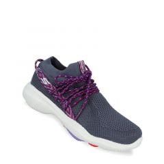 Skechers GOwalk Revolution Ultra - Capitalize Women's Running Shoes - Charcoal
