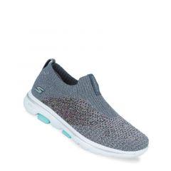 Skechers GOwalk 5 - Enlighten Women's Training Shoes - Grey