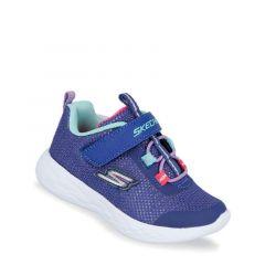Skechers GOrun 600 - Sparkle Runner Girls Running Shoes - Navy