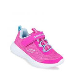 Skechers GOrun 600 - Sparkle Runner Girls Running Shoes - Pink