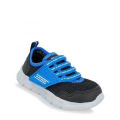 Skechers Comfy Flex Boys Training Shoes - Black