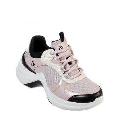 Skechers Solei St. - Groovilicious Women's Sneakers Shoes - Pink