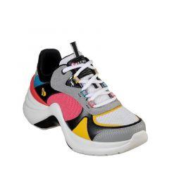 Skechers Solei St. - Groovy Sole Women's Sneakers Shoes - Multicolor