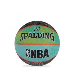 Spalding NBA Design Coll Rubber