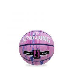 Spalding 2019 NBA 4HER Rub S6O Basketball - Pink