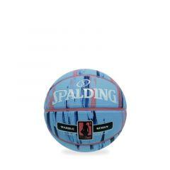 Spalding 2019 NBA 4HER Rub S6O Basketball - Blue