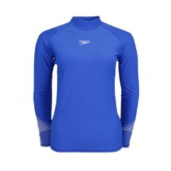 Speedo Pulse Rashguard Long Sleeves Women'S Swimwear