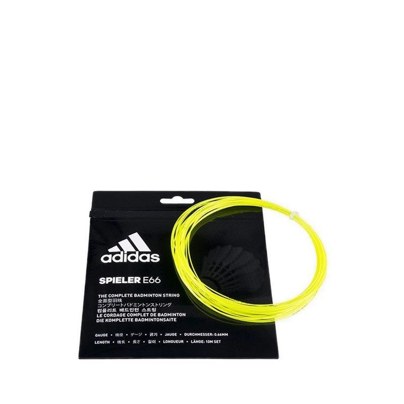 hot sale online 3dea1 2bbba Adidas Badminton Spieler E66 10M Badminton String