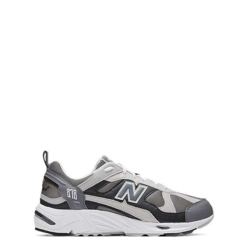 the latest f14e3 c16df New Balance 878 Classic Men's Sneakers Shoes - Grey