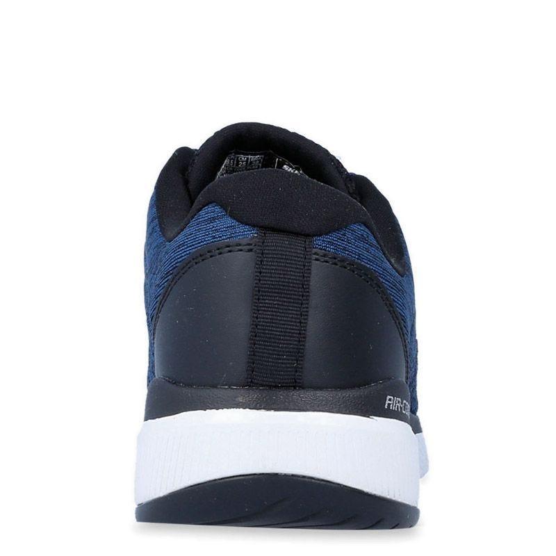 Skechers Valeris Damen Sneaker Blau Schuhe Laufschuhe Memory
