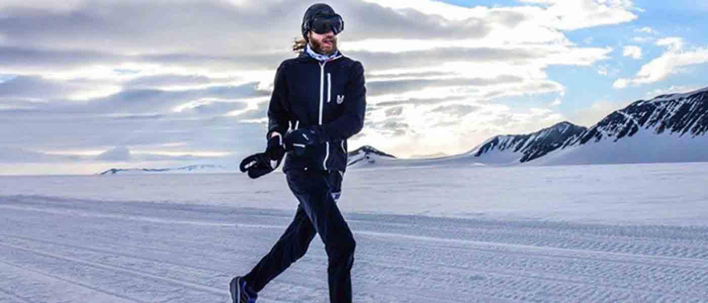 Mengenal Michael Wardian, Pemegang Rekor World Marathon Challenge