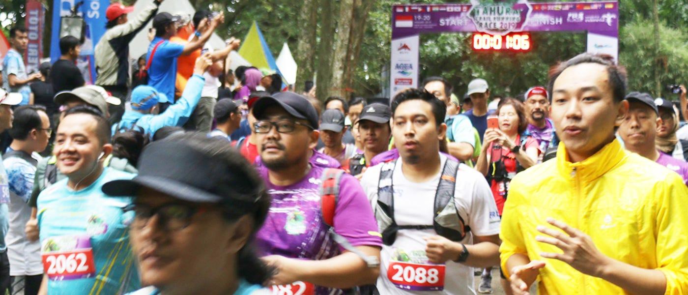 Jadwal Event Lari 2020