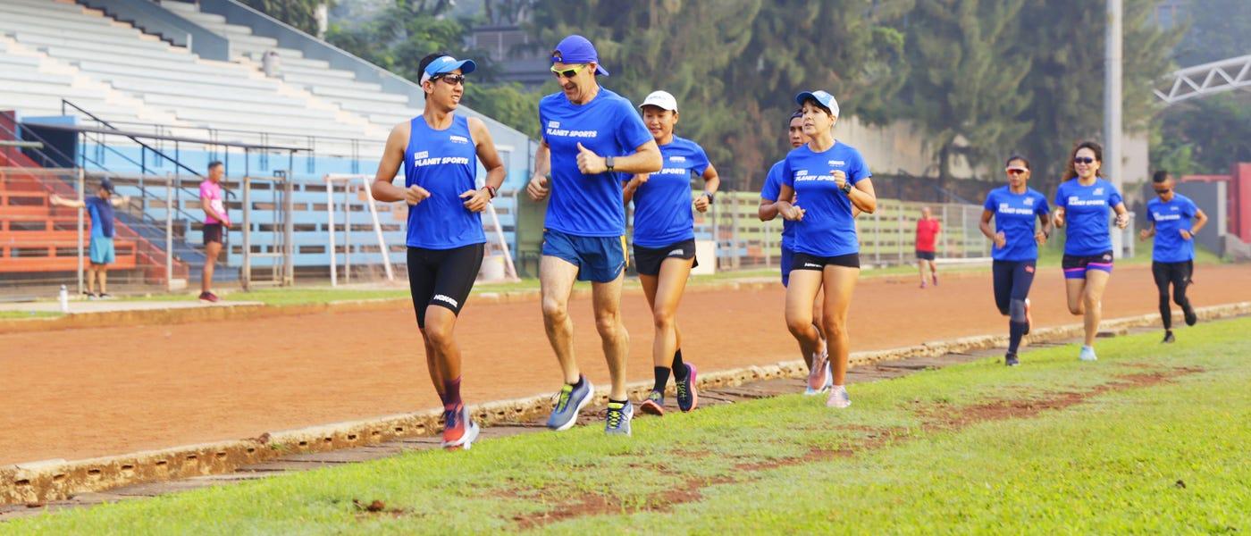 Tips Kembali Latihan Lari Setelah Liburan