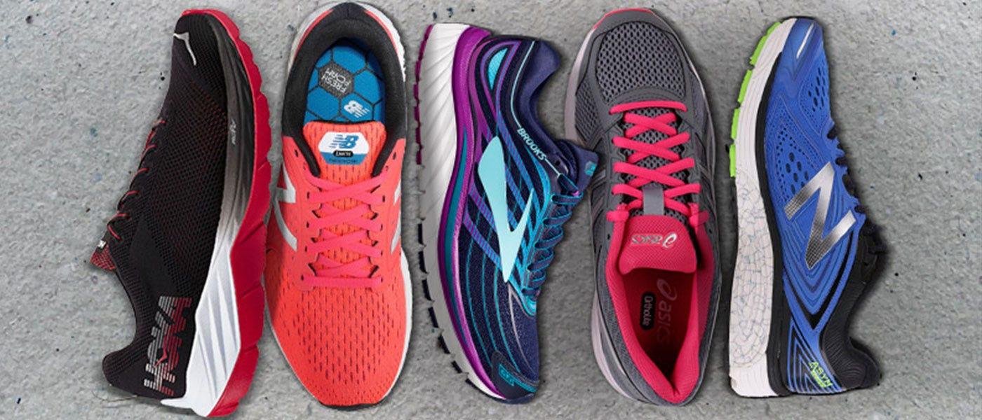 'Membedah' Sepatu Lari (Bagian 1)