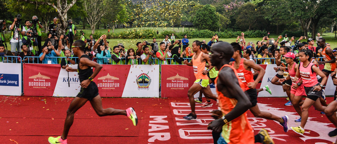 Borobudur Marathon 2018: Tips dari Race Director