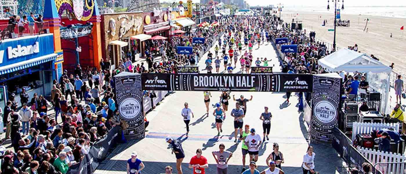 Mengenal Brooklyn Half Marathon
