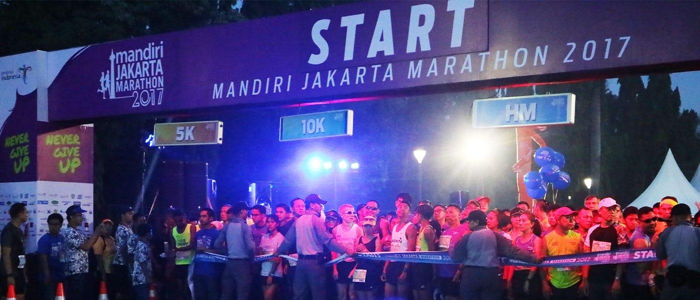 Bersiap Race Half Marathon