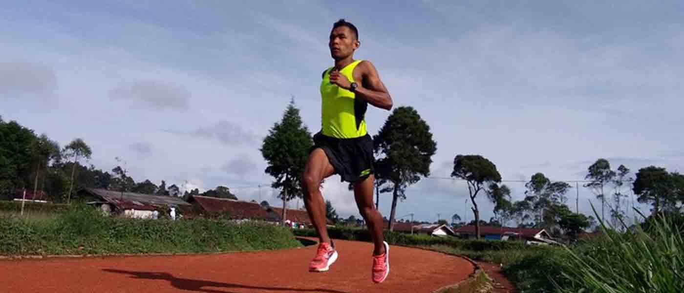 Hamdan Sayuti & Target LA Marathon 2017