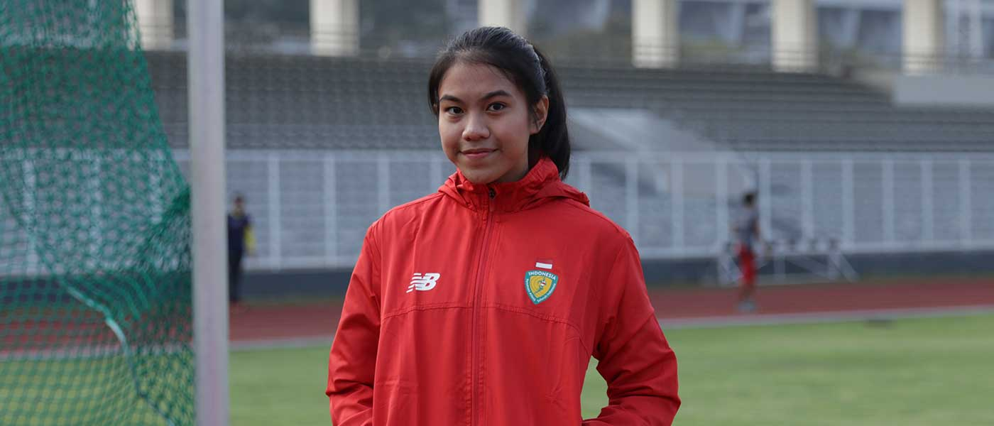 Jelang Asian Games 2018: Jeany Nuraini & Semangat Kaum Muda