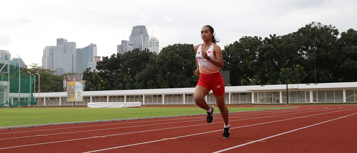 Jelang Asian Games 2018: Triyaningsih & Asian Games Keduanya