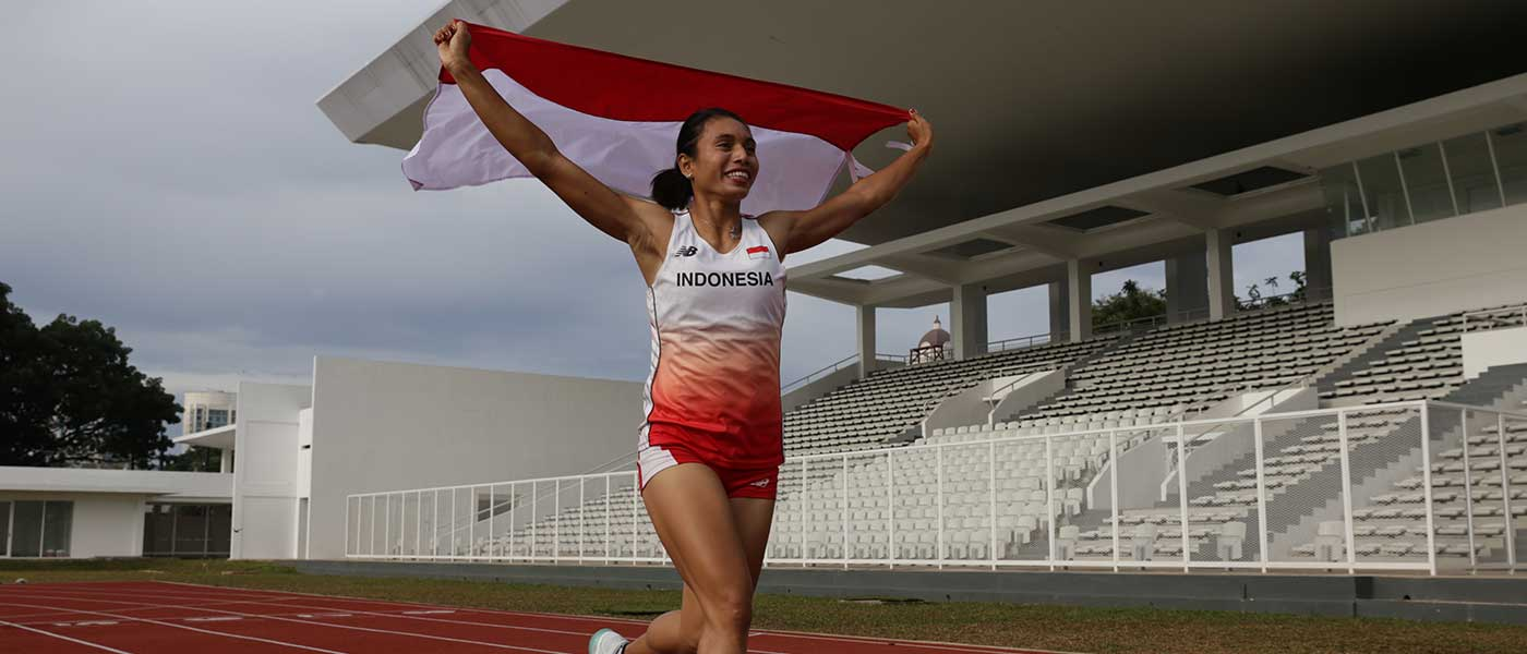 Jelang Asian Games 2018: Maria Londa & Target Medali Emas