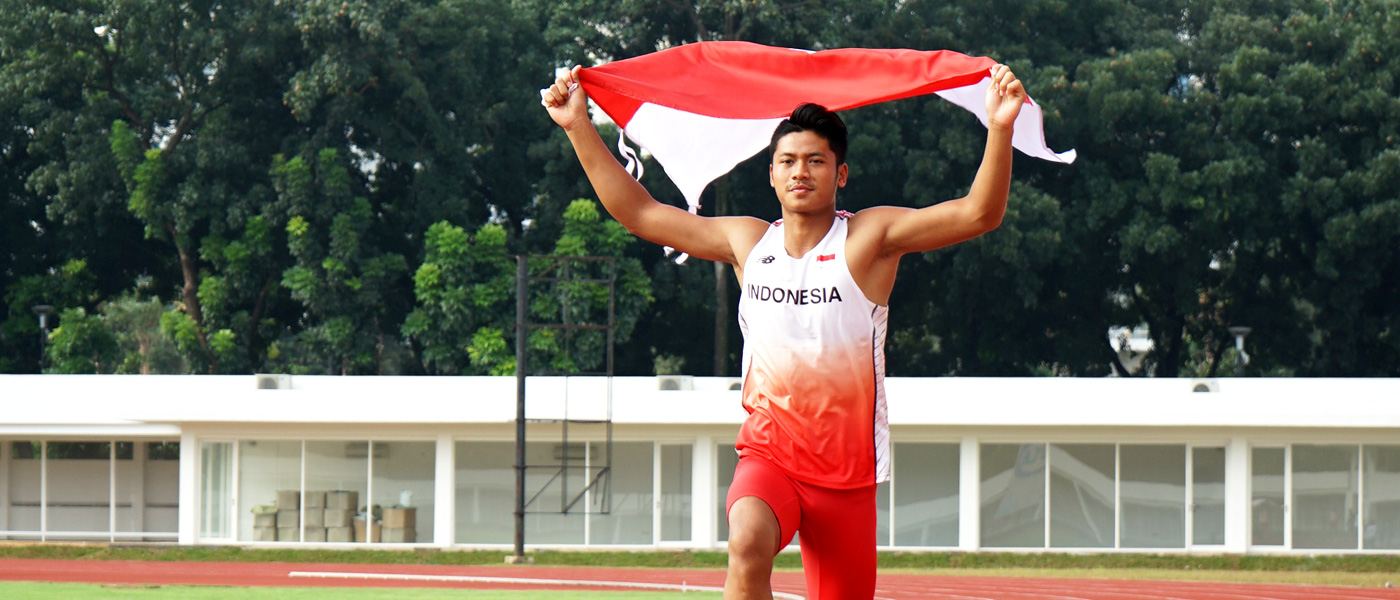 Jelang Asian Games 2018: Idan Fauzan & Kebanggaan Sebagai Junior