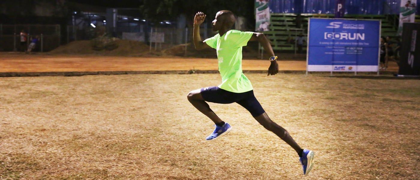 7 Tips Marathon dari Daniel Gekara