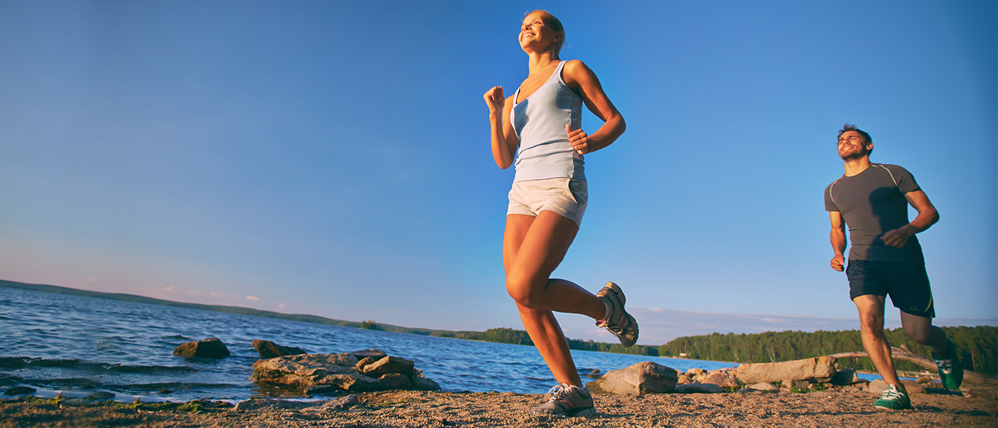 Lari Lintas Alam, Berlari sambil Berwisata