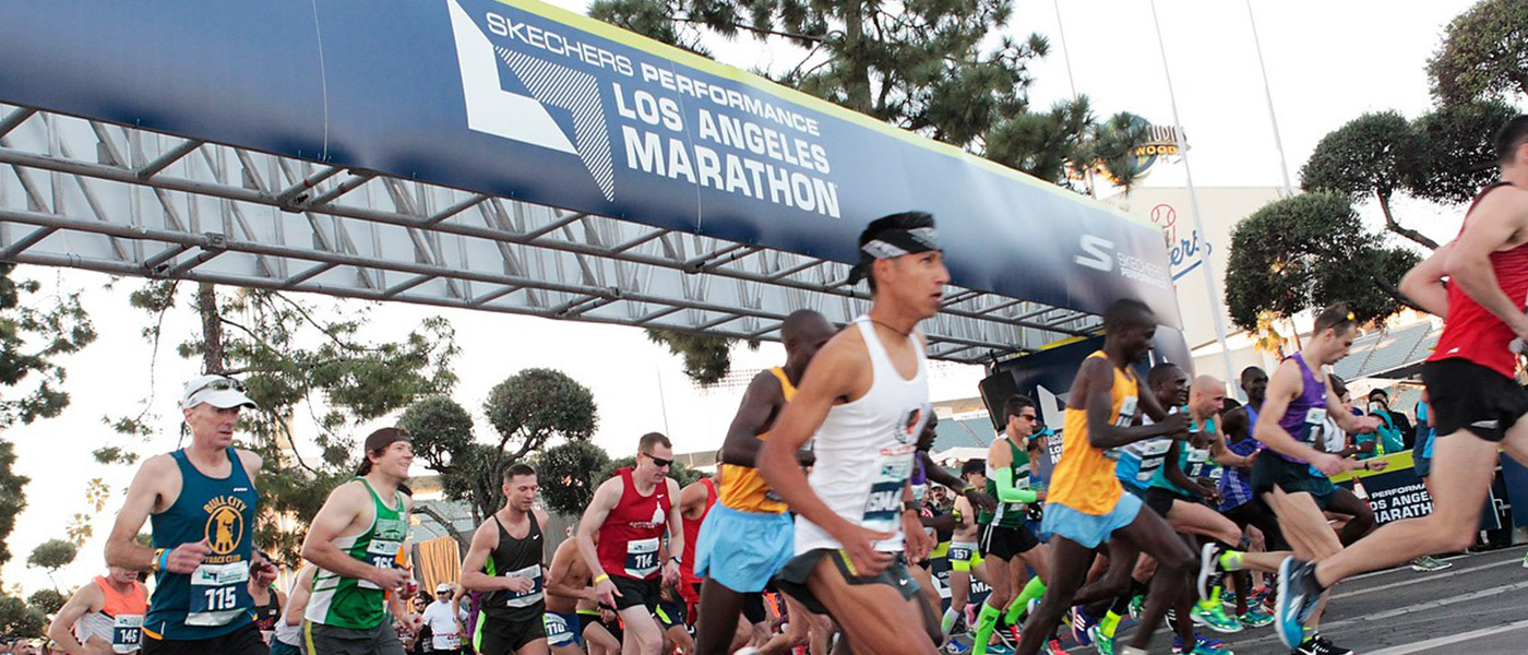 Mengenal LA Marathon: Dari Stadion ke Laut